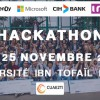 Hack & Pitch Hackathon @ Université Ibn Tofaïl de Kénitra