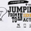 Jump from Idea to Action - Tangier-