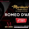 Romeo d'Arret at Mariinski NYE party