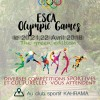 ESCA Olympic GAMES 2018 - The Green Edition
