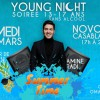 Young Night avec Amine Radi