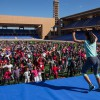 3ème édition du Women's Fitness Day au Grand Stade de Marrakech