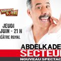 Spectacle Abdelkader Secteur - Marrakech du rire 2018